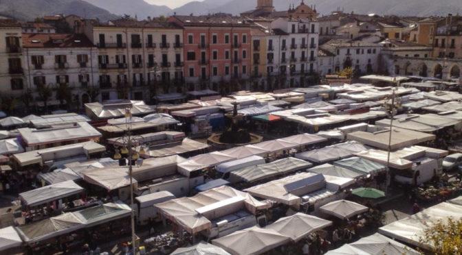 Bando rivolto ai comuni per riqualificazione aree mercatali – Regione Piemonte