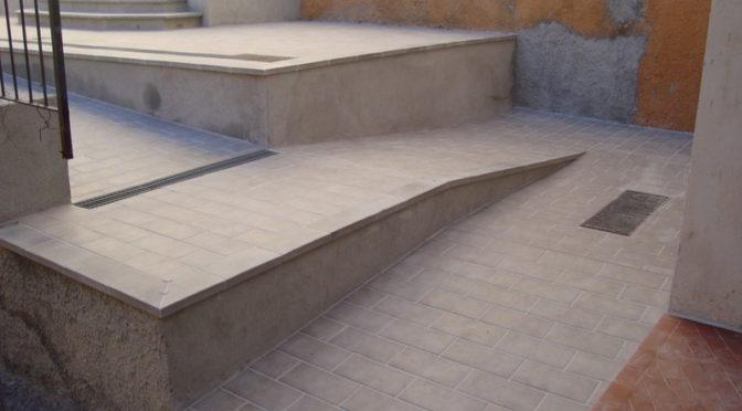 Contributi per superamento ed eliminazione delle barriere architettoniche negli edifici privati