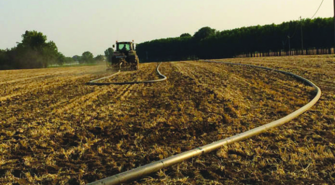 Nuova designazione di aree vulnerabili da nitrati in Piemonte